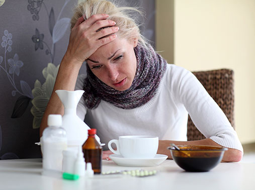 carenow helps stomach flu